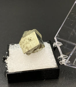 Pyrite #2 Thumbnail Specimen (Alice Mine, CO, USA)