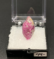 Ruby #7 Raw Thumbnail Specimen (John Saul Mine, Kenya)