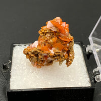 Wulfenite #4 (Jianshan, China)