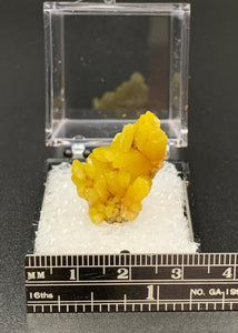 Pyromorphite #4 Thumbnail Specimen (Daoping Mine, Gongcheng Co., China)