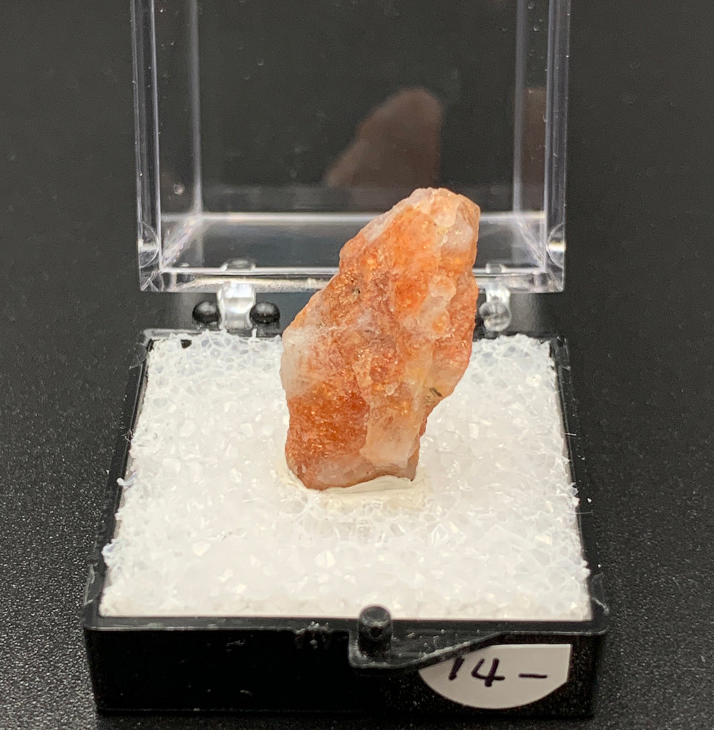 Sunstone #3 Raw Thumbnail Specimen (India)