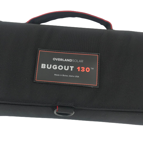 Bugout 130™ Solar Charger