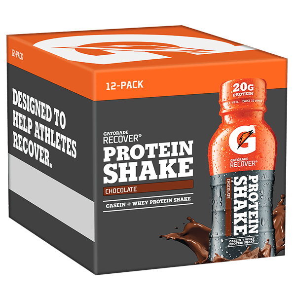 Chocolate Recover Protein Shake