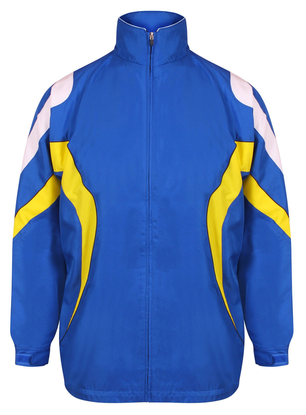 Rio Jacket Gazelle Sports UK Yes XS Col A) ROYAL