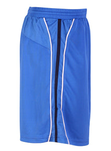 Teamstar Shorts Gazelle Sports UK Yes XS Col A) Royal Blue/ Navy/ White