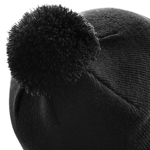 Pom Pom Beanie by Beechfield BC426 Gazelle Sports UK