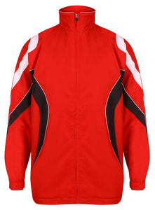 Rio Jacket Gazelle Sports UK Yes XS Col B) RED
