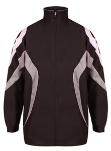 Rio Jacket Gazelle Sports UK Yes XS Col C) BLACK