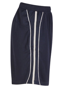 Teamstar Shorts Gazelle Sports UK Yes XS Col J) Navy/ White