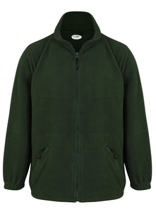 Fleece Jacket Gazelle Sports UK Yes XS Green