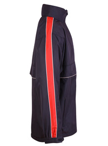Training Jacket Gazelle Sports UK Yes XS Col D) Navy/ Red/ White