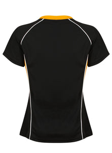 Jenny Ladies Fitted Top Gazelle Sports UK