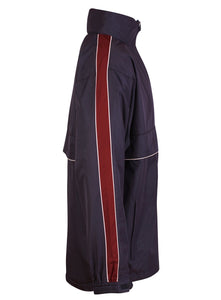 Training Jacket Gazelle Sports UK Yes XS Col E) Navy/ Maroon/ White