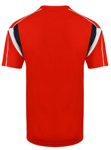 Striker Crew sports top Gazelle Sports UK