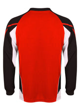 Load image into Gallery viewer, Teamstar Long Sleeve Crew Kids Gazelle Sports UK