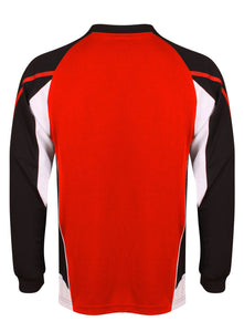 Teamstar Long Sleeve Crew Kids Gazelle Sports UK