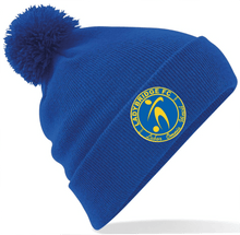 Load image into Gallery viewer, Junior Pom Pom Beanie Hat by Result RC28J Headwear Gazelle Sports UK