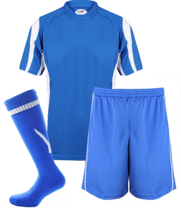 Adults Rio Kits Gazelle Sports UK XS Royal/White No