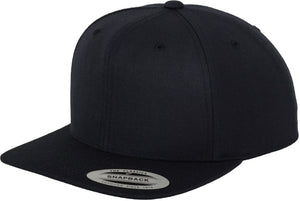 Classic Snap Back Cap by Flexfit Yupoong YP001 Gazelle Sports UK Yes (Minimum 20) Navy