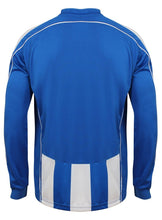 Load image into Gallery viewer, Kids Italia Long Sleeve Football Top Gazelle Sports UK