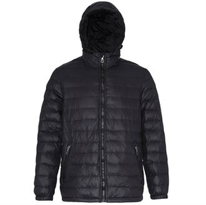 Padded Jacket TS016 Gazelle Sports UK Yes XS/36 Black