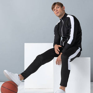 Adults Knitted Tracksuit Jacket LV871 Gazelle Sports UK