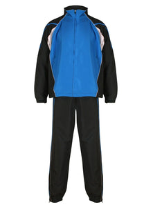Adults Teamstar Tracksuit Tracksuits Gazelle Sports UK XS Navy/Marine Blue/White No