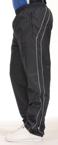 Kids Quantum Track pants Gazelle Sports UK Yes XXSB Col A) Navy/ White