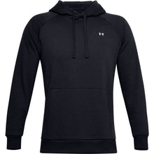 Load image into Gallery viewer, Adults Under Armour Rival Tracksuit Tracksuits Gazelle Sports UK S Black Hoody