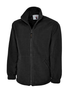 Uneek Fleece Jacket UC601 Jackets Gazelle Sports UK