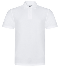 Load image into Gallery viewer, Pro RTX Polo RX101 Gazelle Sports UK Yes XS White