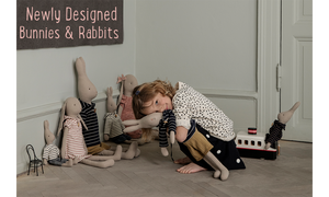 The Newly Designed Bunnies & Rabbits
