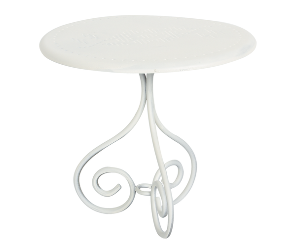 Romantic Coffee Table in Cream, Mini
