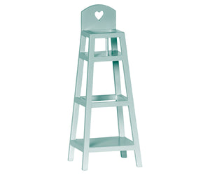 High Chair for My, Light Blue