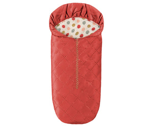 Mouse Sleeping Bag - Red