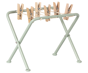 Drying Rack with Pegs