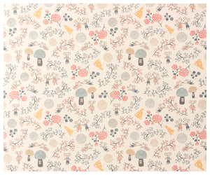 Mice Party Gift Wrap, 11 yards
