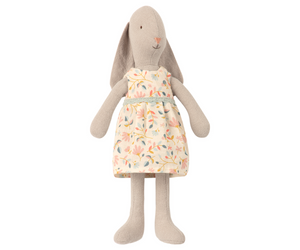 Flower Dress Bunny, Size 1