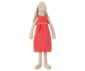 Red Dress Bunny, Size 3