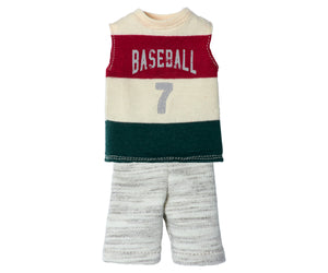 Size 1 Ginger Brother Sports Set