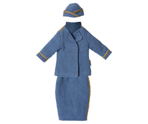 Ginger Mum Stewardess Outfit, Size 1