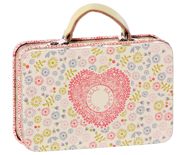 Flower Power Suitcase
