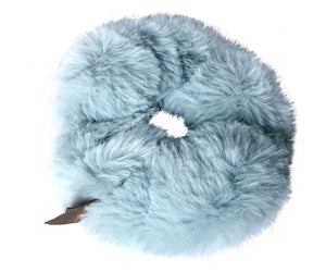 Plush Ballet Bun Hair Piece, Mint