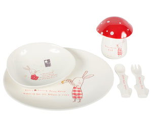 Melamine 6 Piece Set