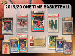 2019 Super Break One Time Basketball Box