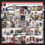 2017 Super Break Nothing But Net Basketball Box