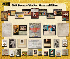 2019 Pieces of the Past Historical Edition Box