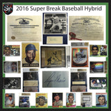 2016 Super Break Hybrid Edition Baseball Box