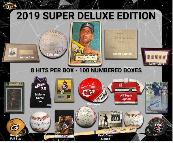 2019 Super Break Super Deluxe Edition Case