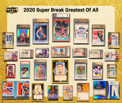 2020 Super Break Super Deluxe Greatest of All Case